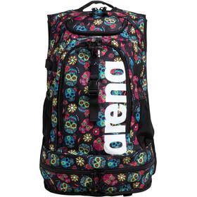 arena Fastpack 2.2 Allover Backpack, colorato/nero